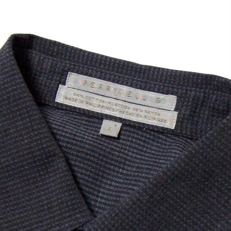 Perry Ellis /  Rayon Mixed Cotton Shirts