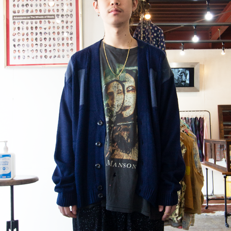 Karina Sweater / Cotton Cardigan