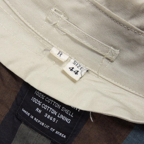 Unknown Stain Collar Coat