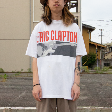 '94 Eric Clapton / SS T-shirts