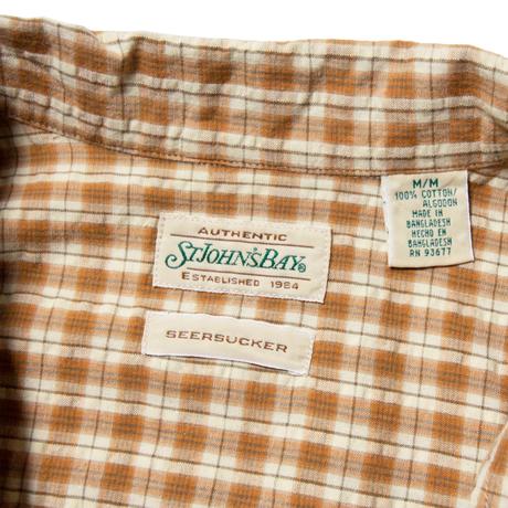ST.John's Bay / Seersucker Shirts