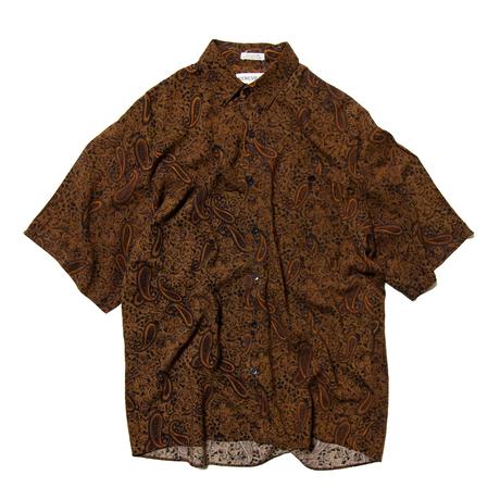Keneville / Paisley Pattern Rayon Shirts