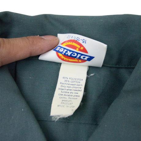 Vintage Dickies L/S Workshirts アメリカ製