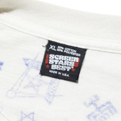 90's Big Jesus Trash Can / LS T-shirts