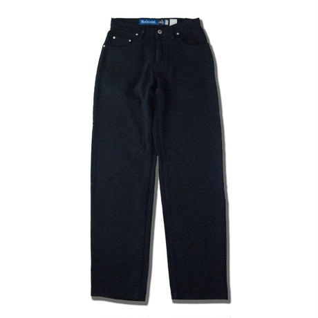 NOS Levi's Silvertab Relaxed Jeans ブラック デッドストック