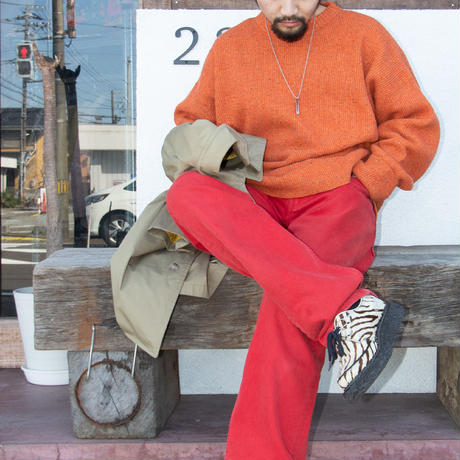 Gout / Nep Wool Sweater