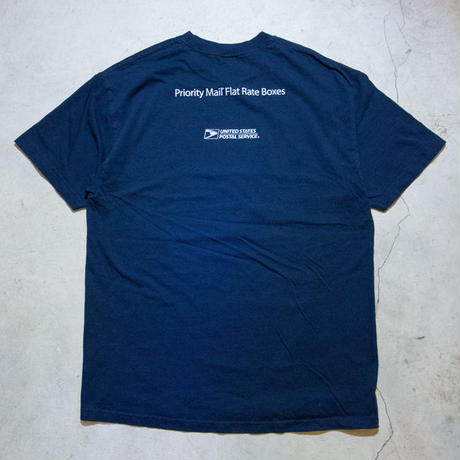 NOS 90's USPS S/S T-shirts 郵便局 配送業者 XL
