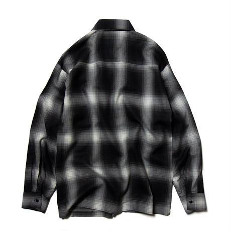 Caltop / Ombre Check Shirts
