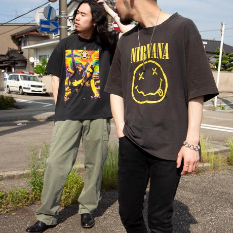 90's Bootleg Nirvana / SS T-shirts