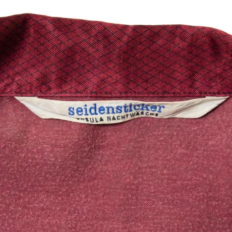 Seidensticker / EU Satin Pajama Shirts