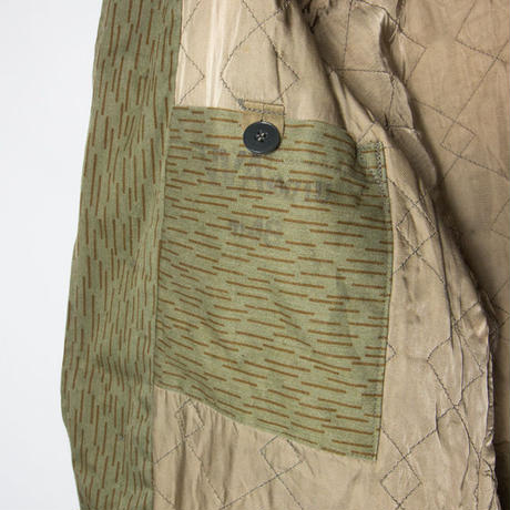 80's East Germany Raindrop-Camo Jacket