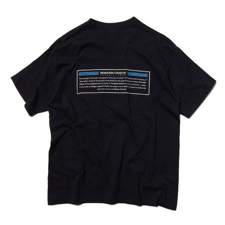 """'93 DC Entertainment """"Sensation Comics"""" / SS T-shirts"""
