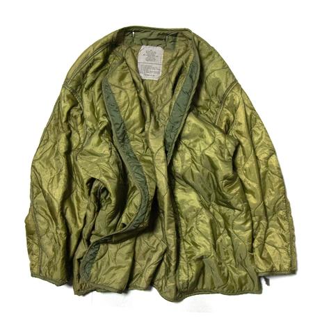 US Army / M-65 Fish Tail Parka Liner Jacket