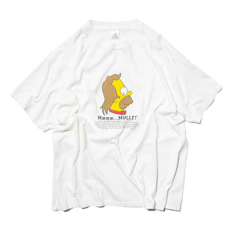 '2001 The Simpsons / SS T-shirts