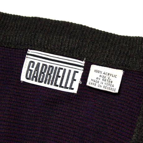 Gabrielle / Acrylic Cardigan