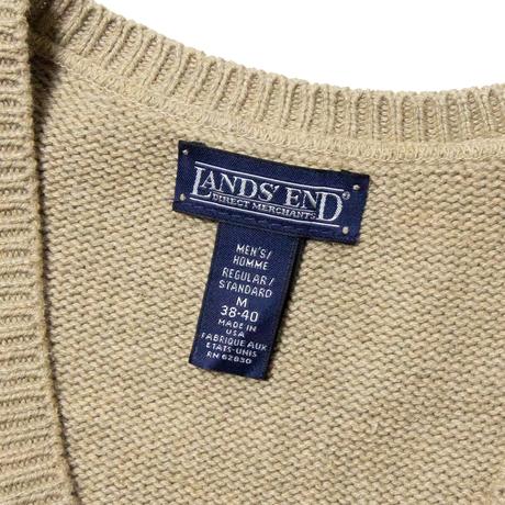 Lands'end / Knit Vest