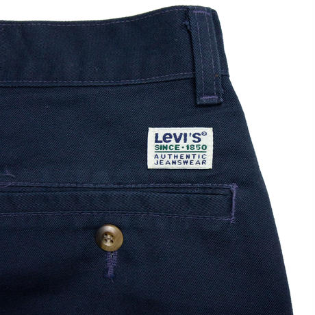 NOS 90's Levi's Cotton Chino W34 L32
