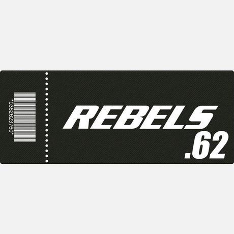 【TICKET】REBELS.62 S席 2019.8.10 後楽園ホール