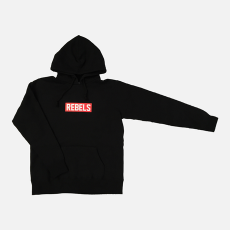 【APPAREL】REBELS パーカー