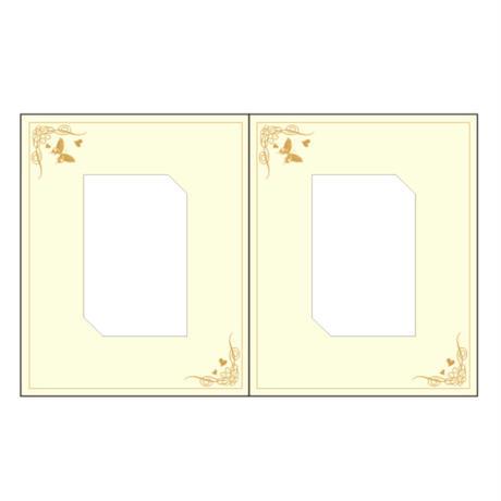【超ネットサイン会】スペシャルチェキメッセージ入りアルバム チェキ8枚入り 4/11 21時〜