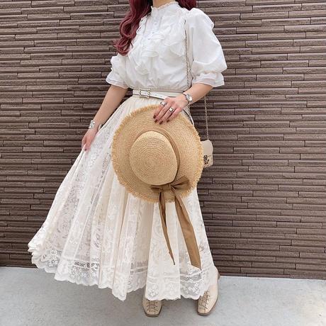 アンティークレーススカート【201-4012】
