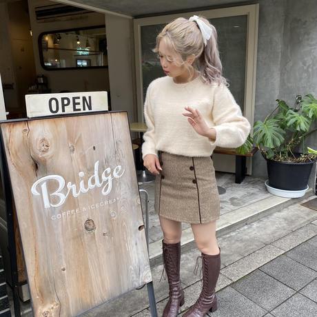 ラビットベビーピンクニット【202-3009】