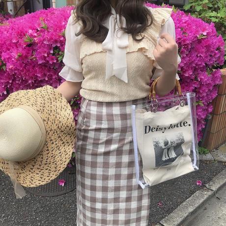 フリルサマービスチェ【191-3008】