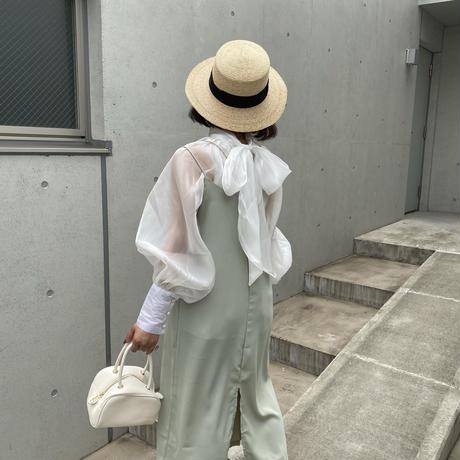ナチュラル麦わら帽子【191-9014】