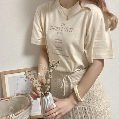 DeisylotteプリティTシャツ【201-2005】