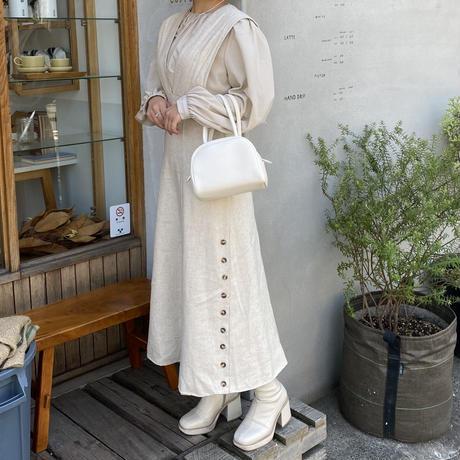 ワイドショルダーフレアジャンスカ【211-6009】