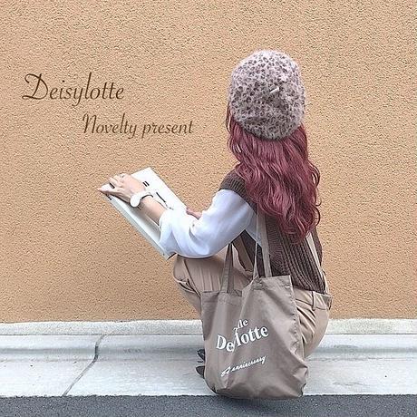 Deisylotte1周年ノベルティートート