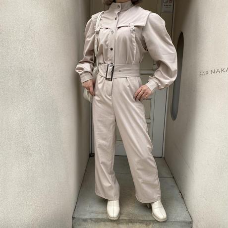 デザインジャンプスーツ【211-6012】
