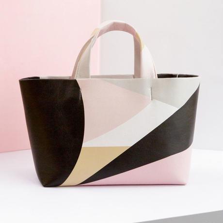 Mini Tote Bag - Pattern PKBK