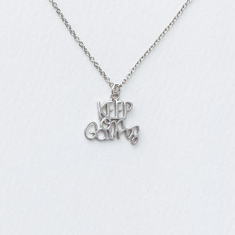 Keep on Going | ネックレス | D-004