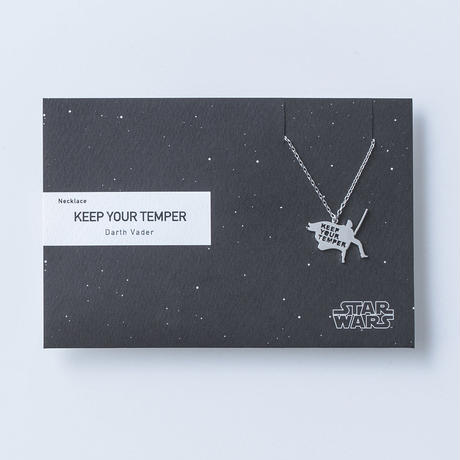 KEEP YOUR TEMPER | ネックレス | SW-020