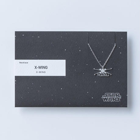 X-WING   ネックレス   SW-015