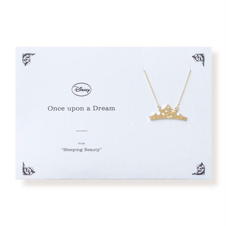 <Disney> Once upon a Dream | ネックレス | DN-003
