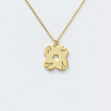 カワイイ(花)  | ネックレス | E-022