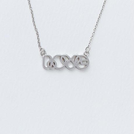 LOVE(サークル) | ネックレス | L-026