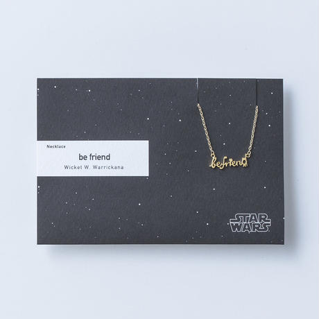 be friend | ネックレス | SW-009