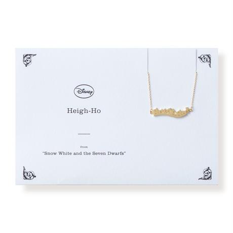 <Disney> Heigh-Ho   ネックレス   DN-004