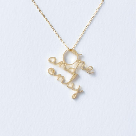One and only | ネックレス | A-081