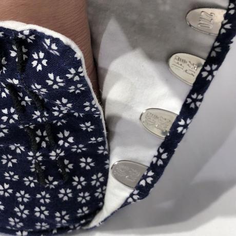【B-060】小桜足袋 (サイズ25cm)