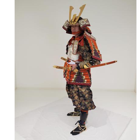 【L4-3】緋沢潟威大鎧 (レンタル)