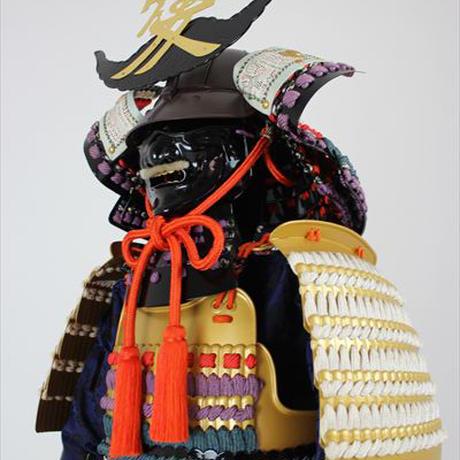 【C-016】直江兼続 (子供鎧)