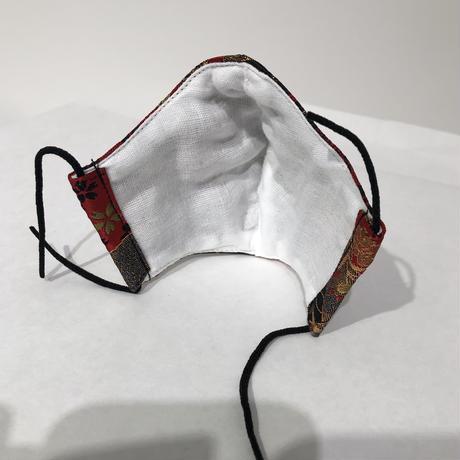金襴マスク・3-1 (子供用)children's mask