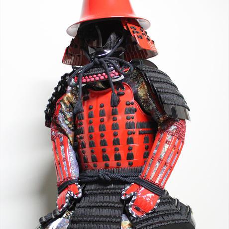 【C-031】黒田官兵衛 (子供鎧)