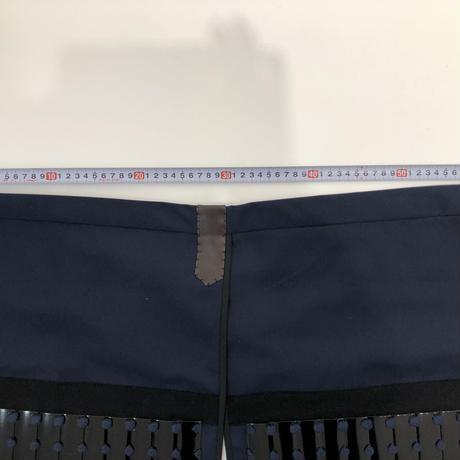 【O-075】  黒塗板佩楯