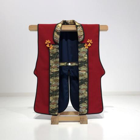 【B-048】陣羽織 (子供鎧用)