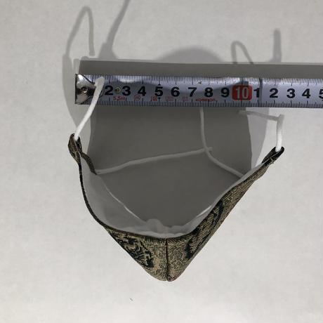 金襴マスク・1-1 (子供用)children's mask